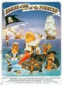 Affiche Barbe d'or et les pirates